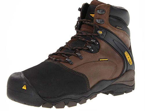 KEEN Utility – Men's Louisville 6″ Internal Met Work Boot