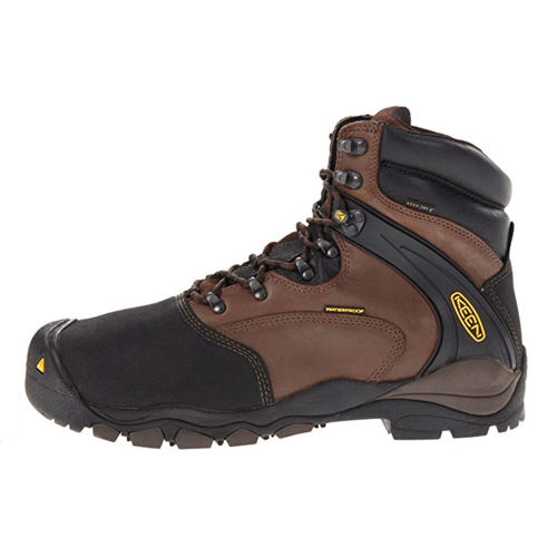 KEEN Utility - Men's Louisville 6 Internal Met Work Boot 7