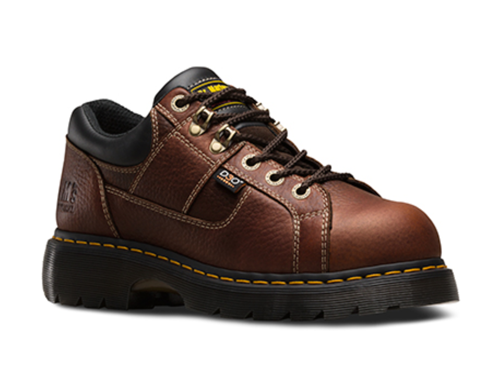 Dr. Martens – Men's Gunby Internal Metatarsal Guard Steel Toe Boots