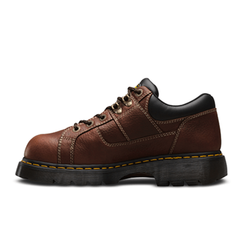 Dr. Martens - Men's Gunby Internal Metatarsal Guard ST Work Boot 3