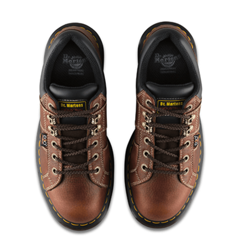 Dr. Martens - Men's Gunby Internal Metatarsal Guard ST Work Boot 6