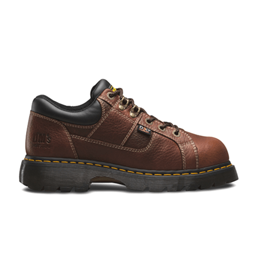 Dr. Martens - Men's Gunby Internal Metatarsal Guard ST Work Boot 7