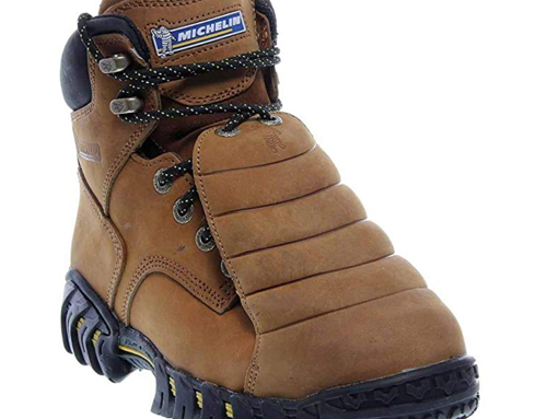 Michelin – Men's 6 inch Sledge  ST Metatarsal Work Boot
