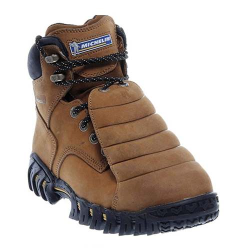 Michelin - Men's 6 inch Sledge Metatarsal Work Boot ST 1