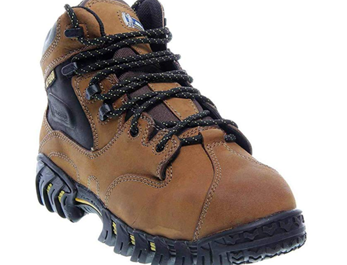 Michelin – Men's Pilot Exalto Steel Toe Met-Guard Work Boot