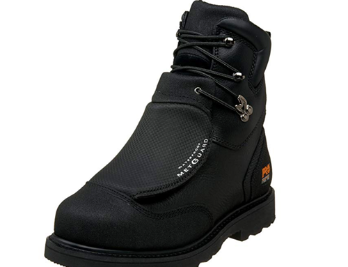 Timberland PRO – Men's 53530 8 inch Metguard Steel-Toe Boot
