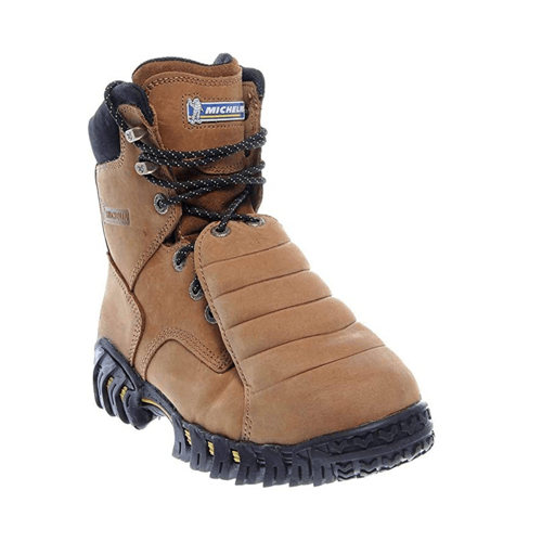 MICHELIN - Men's 8 inch Sledge Metatarsal EH Steel Toe Boots 1